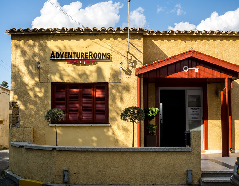 Adventure Rooms, Nicosia