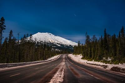 Mt. Batchler, Oregon