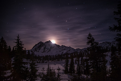 Mt. Shuksan, Bellingham Washington