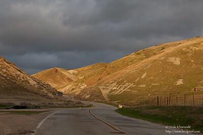 Panoche Valley - CA, USA
