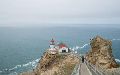 Point Reyes Lighthouse - Point Reyes, CA, USA