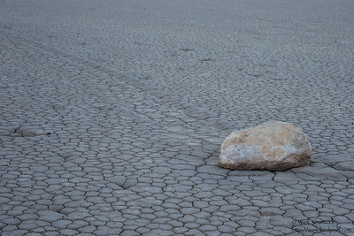 Racetrack Playa - Death Valley National Park, CA, USA