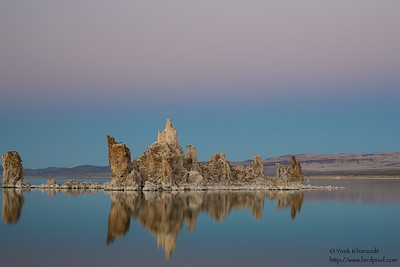 Mono lake Tufas - Near Lee Vining, CA, USA