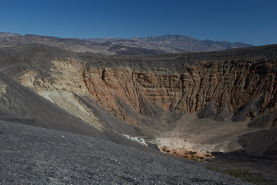 Ubehebe Crater - Death Valley National Park, CA, USA