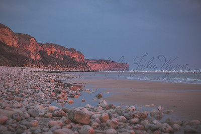 Omaha Beach, Normandie France