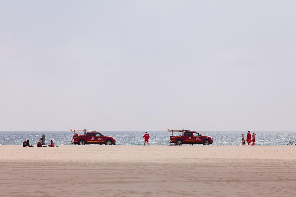 Baywatch, Venice Beach