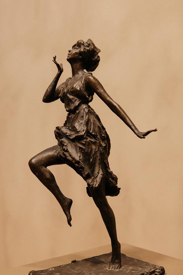 Dancer, Getty Centre