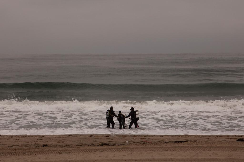 Initiation, Redondo Beach
