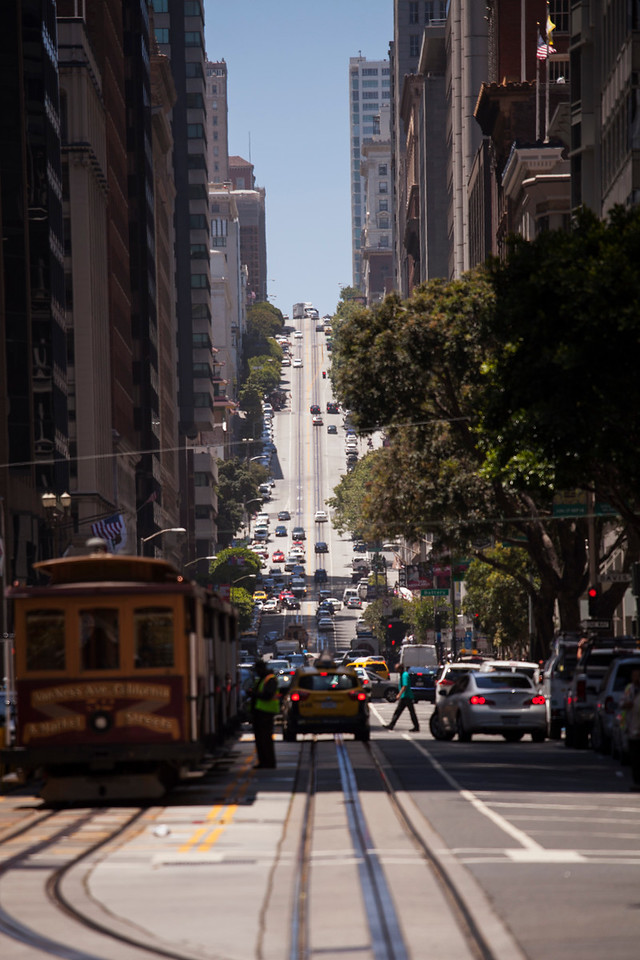 The streets of San Francisco I