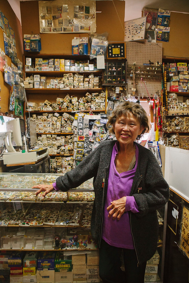 Su Lam Lee, The Pin Shop, San Francisco