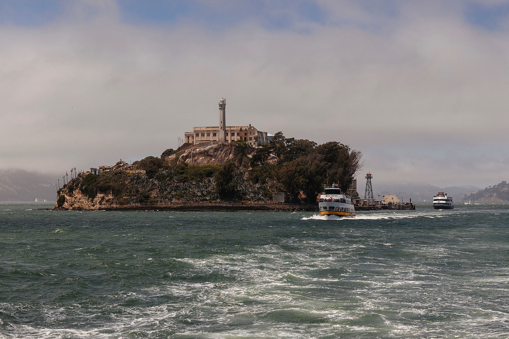 Alcatraz, San Francisco Bay