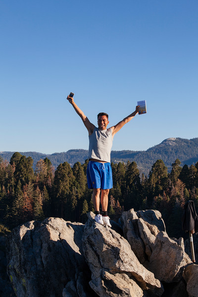 Oh Nick, Sequoia National Park
