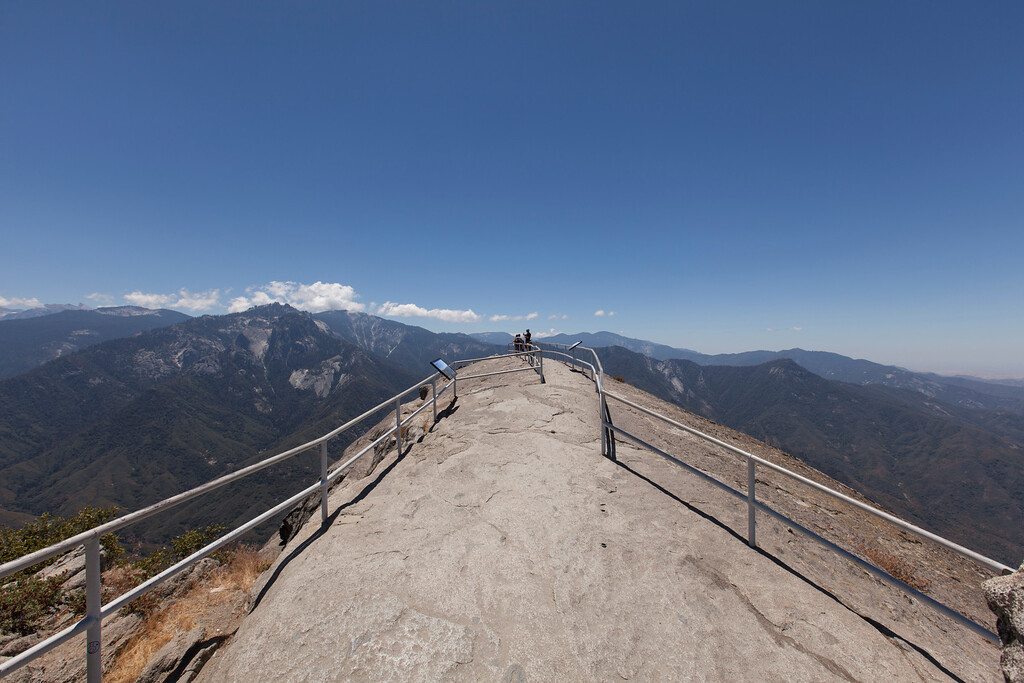 Exposed, Moro Rock, Sequoia National Park