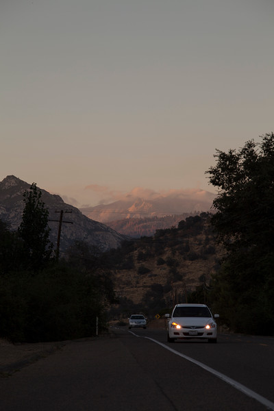 Foothills, Sequoia National Park