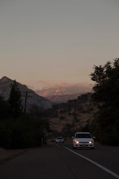 Foothills, Sequoia National Park