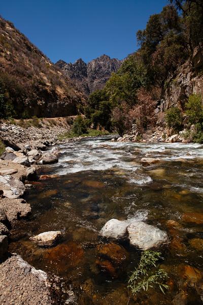 Canyon Floor, King's Canyon National Park