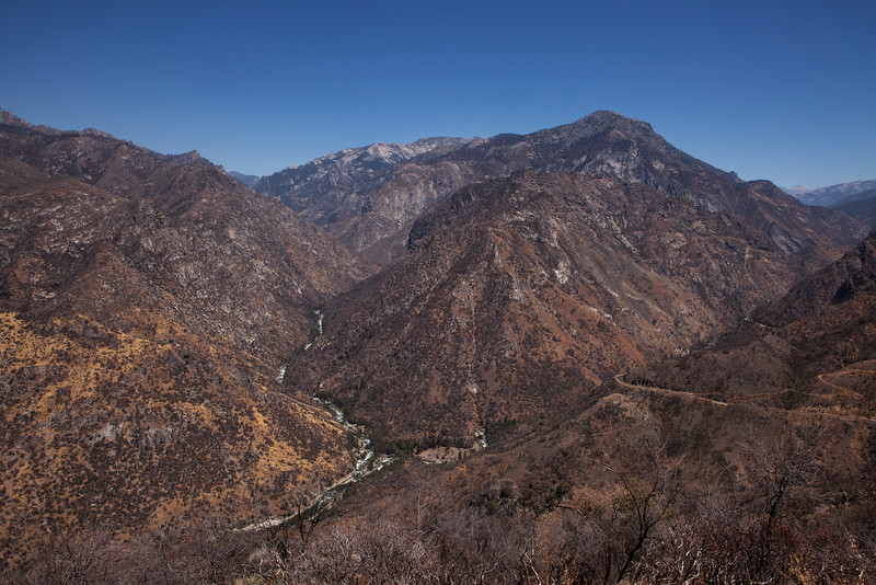 Scorched Earth, King's Canyon National Park