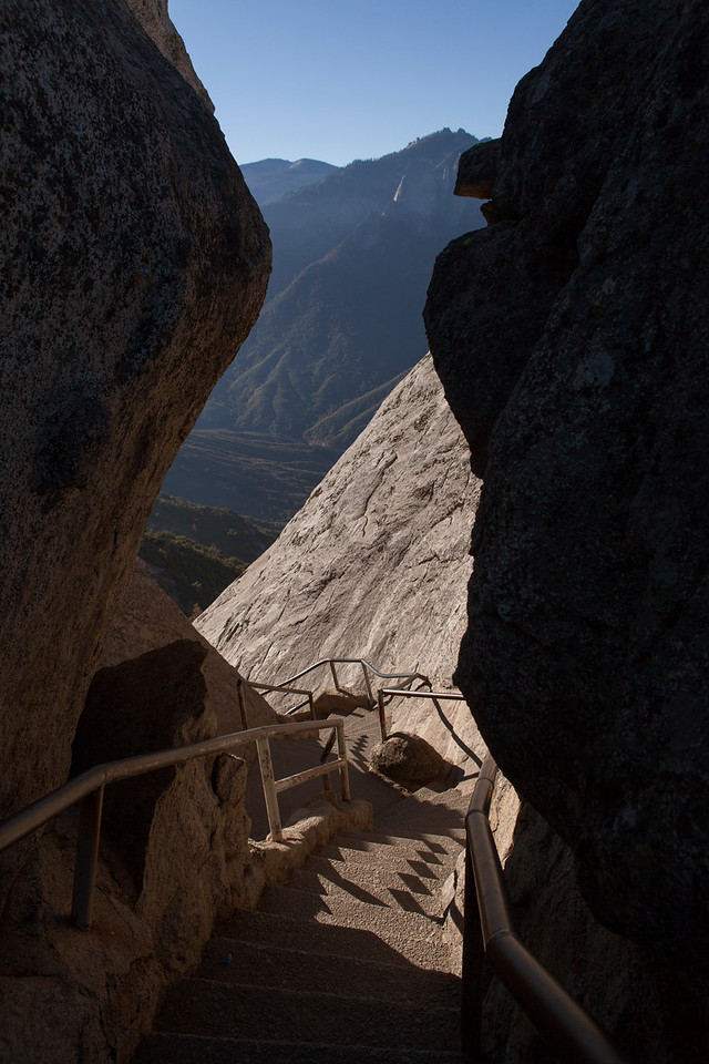 Moro Ascent, Sequoia National Park