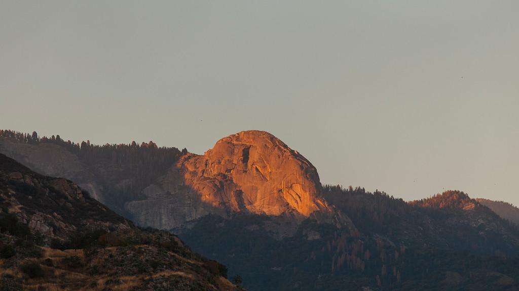 Golden Rock, Sequoia National Park