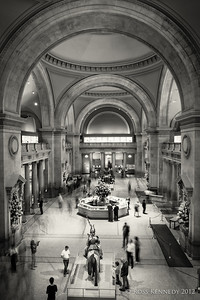 Lobby at the Met