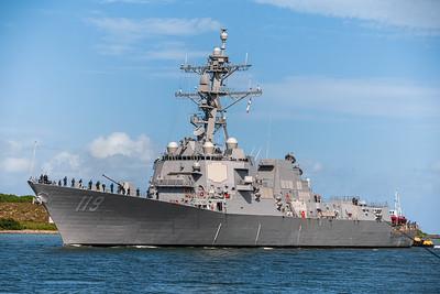 USS Delbert D. Black (Arleigh Burke-class destroyer)