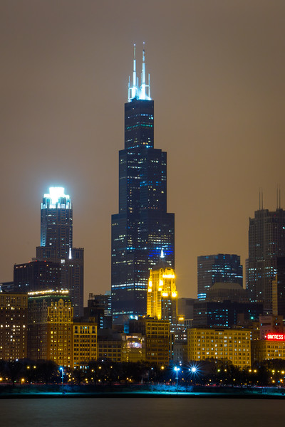 Willis Tower Standing Tall