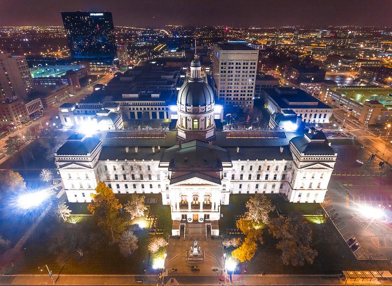 Indianapolis Statehouse