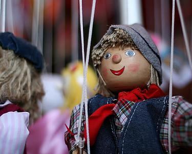 Puppet, Kids Market, Granville Island