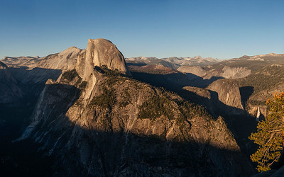 Late Afternoon at Glacier Point, Yosemite