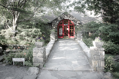 Blowing Rock - Visitors Centre