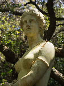 Elizabethan Gardens - Roanoke Island