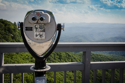 Blowing Rock - Telescope