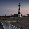 Sunset - Bodie Island Lighthouse