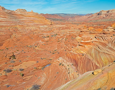 North Coyote Buttes, Paria Canyon-Vermilion Cliffs Wilderness, Arizona