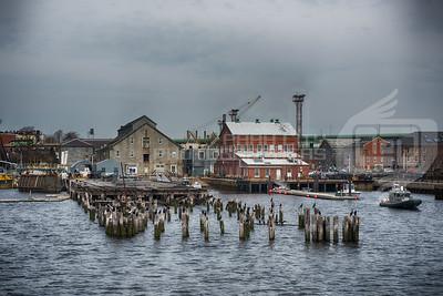 Landing docks