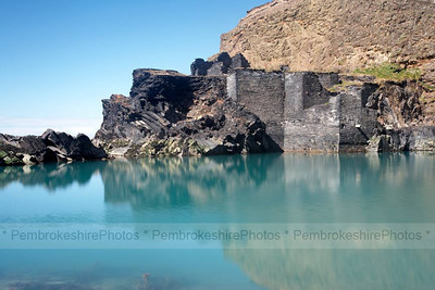 Blue Lagoon, Abereiddi