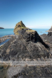 Industrial remains, Abereiddi