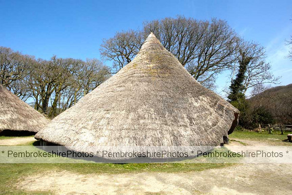 The Old Roundhouse, Castell Henllys