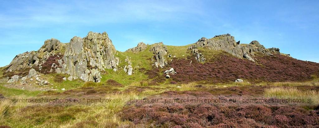 Foel Drygarn, Preseli Hills