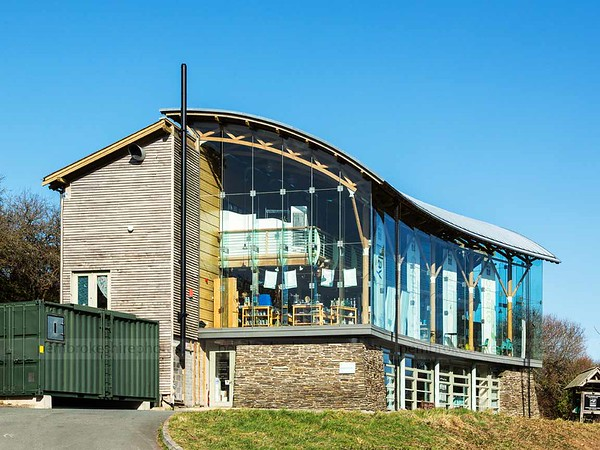 Welsh Wildlife Centre, Cardigan.