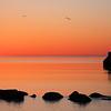 Duluth Harbor Sunrise