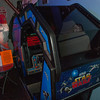 The Classic Star Wars arcade game, not too many of these left. Though it has been years since I played, I still managed to destroy the Death Star! The force is all around us still