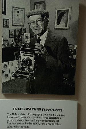 A photographer that did an amazing job of capturing the history of a town and its people from the 20's to the 70's http://www.hleewaters-photography.com/