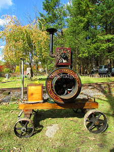 Jacktown Gas & Steam Engine Show, Bangor, PA  11/24/2012