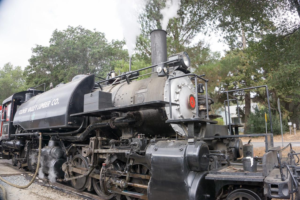 423 Niles Canyon Railway