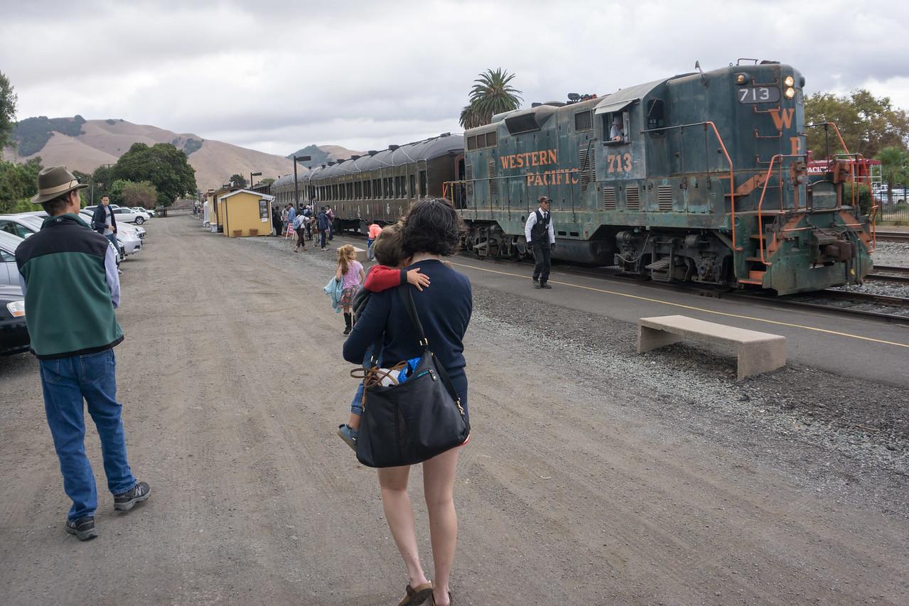384 Niles Canyon Railway