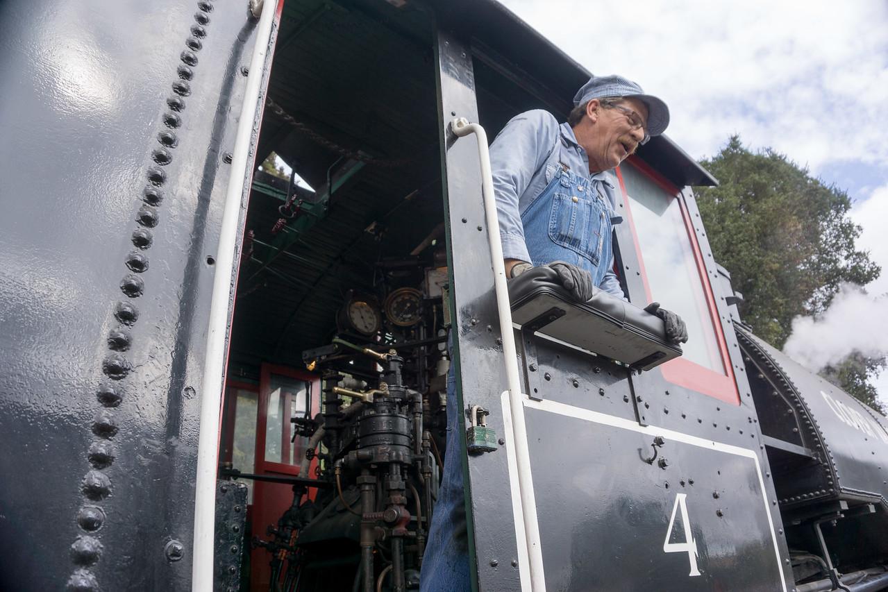 417 Niles Canyon Railway
