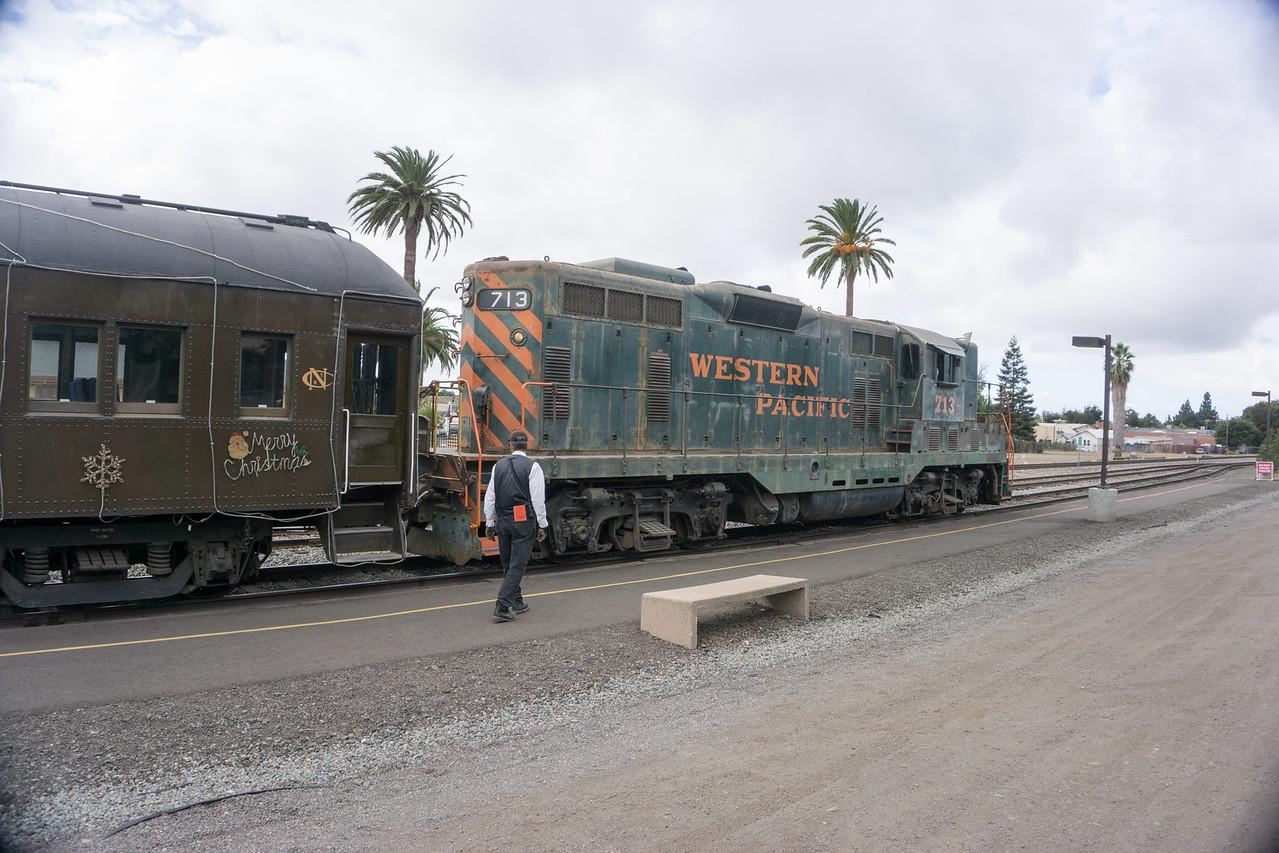 387 Niles Canyon Railway