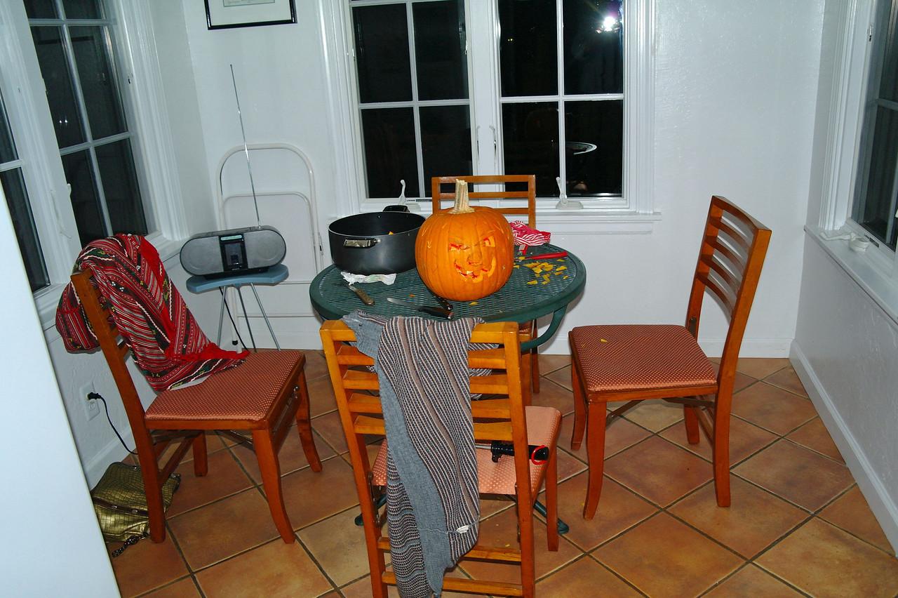 773 Danyas pumpkin