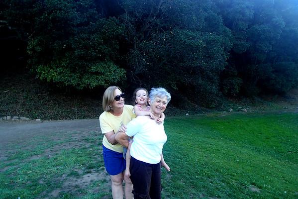 Temescal Park, Oct 2015